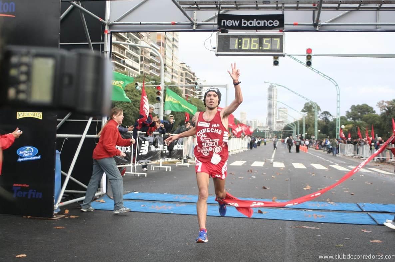 Ulises Sanguinetti, a los 40 y con ambiciones atléticas 5